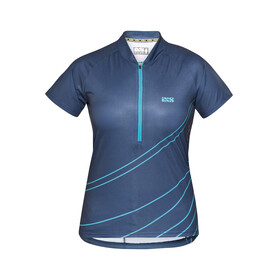 IXS Trail 6.2 Women Jersey night blue/petrol